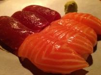 Salmon and tuna lovers
